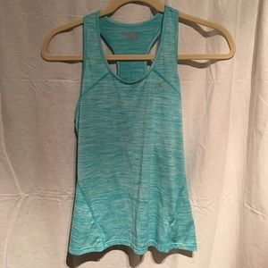 Head Razer Back Athletic Running Tank Top Teal L